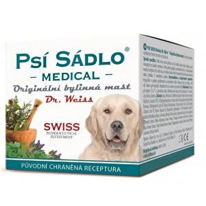 Simply You Psie sadlo Medical Dr. Weiss 75 ml - ZĽAVA - BEZ KRABIČKY