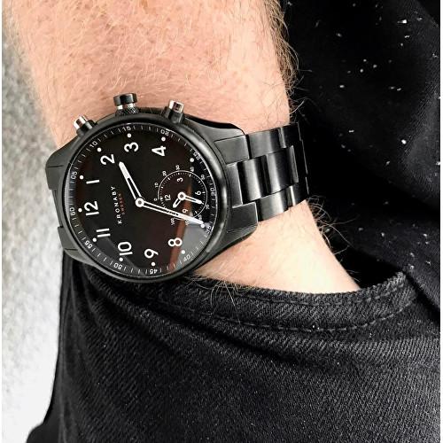 329c1b5f3 Kronaby Vodotěsné Connected watch Apex A1000-0731 | Lookio od Plné ...
