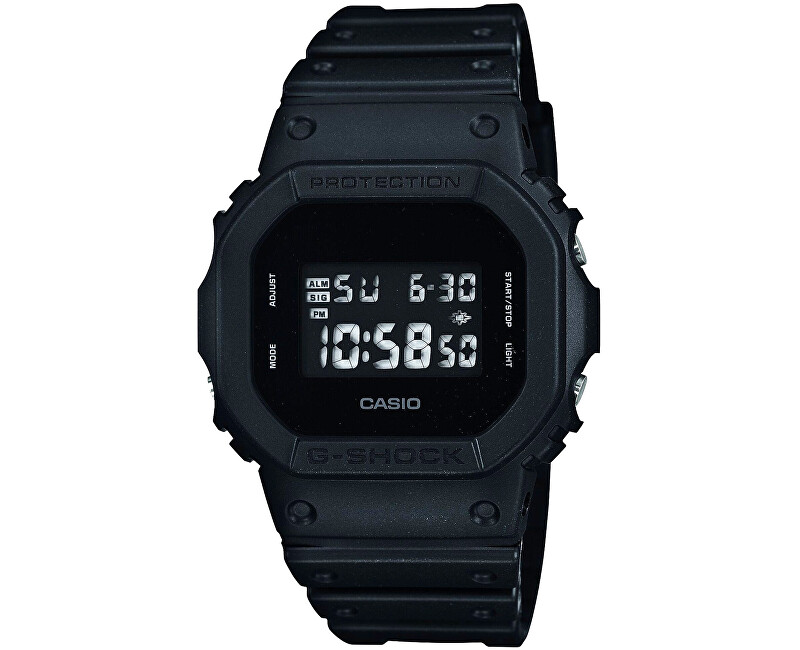 Casio The G/G-SHOCK DW 5600BB-1