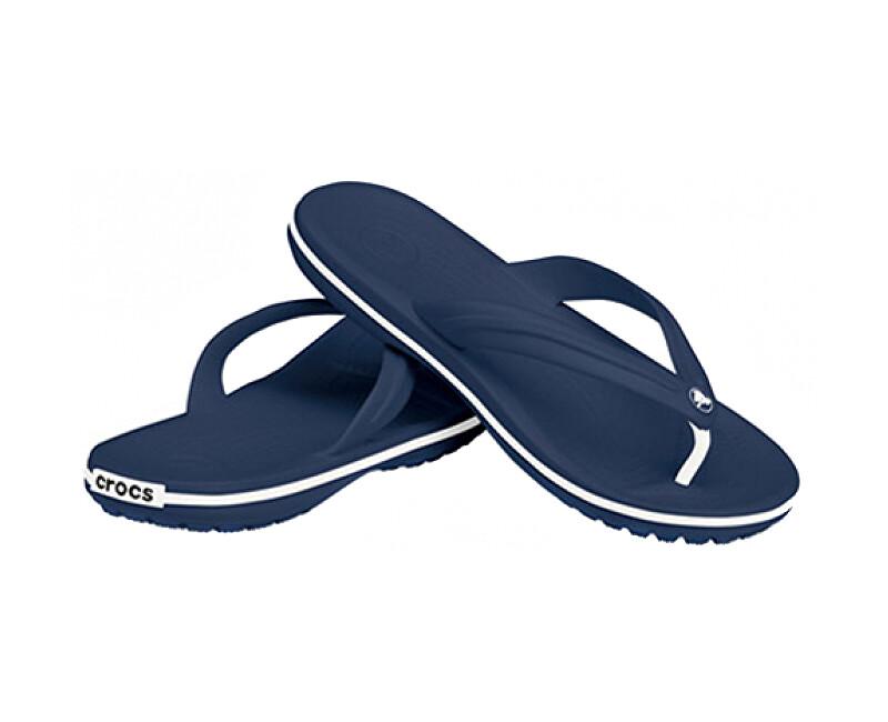 Crocs Žabky Crocband Flip Navy 11033-410 37-38
