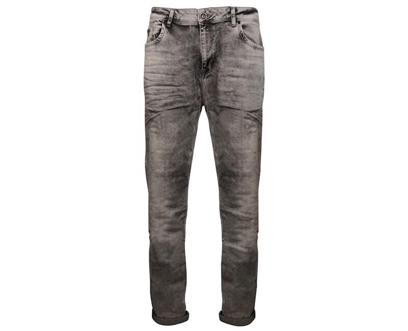 Cars Jeans Pánske šedé nohavice Blast Greyused 7842813.34 32