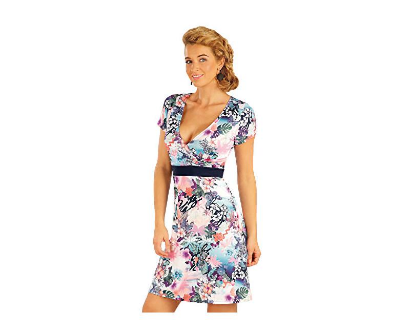 2c428c5a3e55 Litex Dámske šaty s krátkym rukávom 93498 S