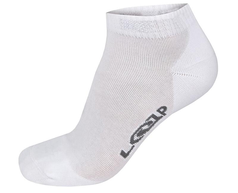 LOAP Športové ponožky Herceg Brg White biela FWU1702-A14A 42