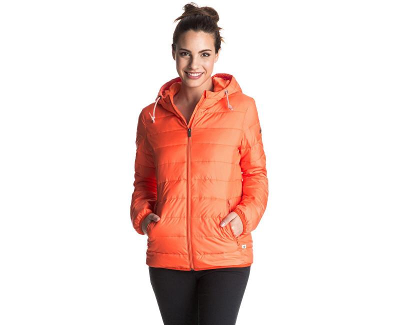 Roxy Dámska zimná bunda Forever freely J JCKT Camel ia ERJJK03158-MJW0 L