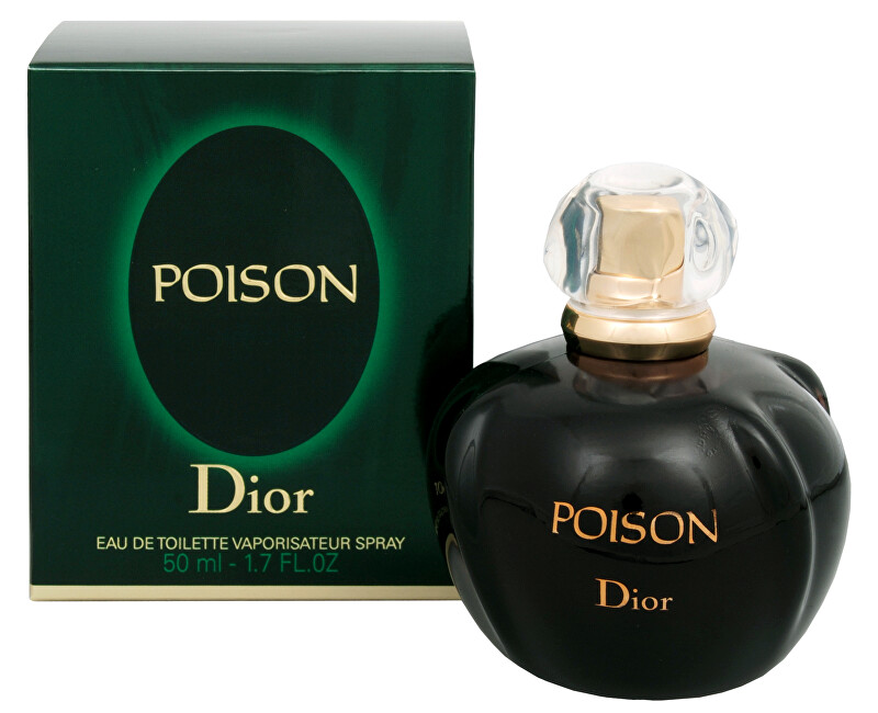 Dior Poison - EDT 50 ml
