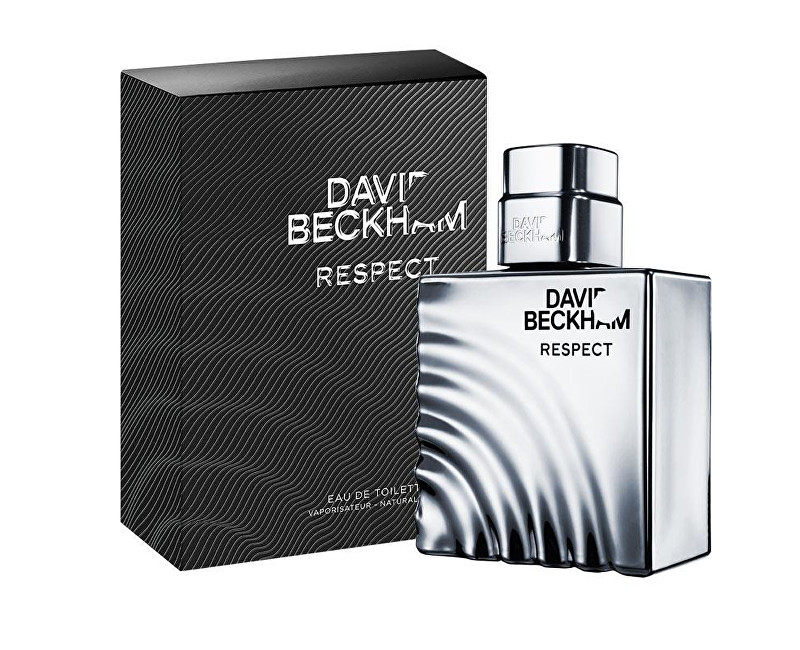 David Beckham Respect toaletná voda pánska 60 ml