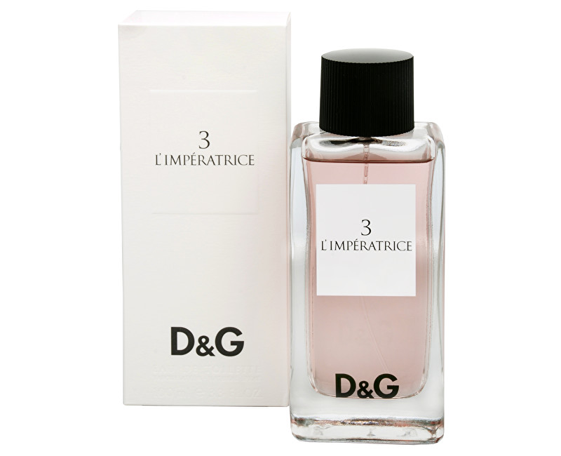 Dolce & Gabbana Anthology 3 L´Imperatrice toaletná voda 50 ml
