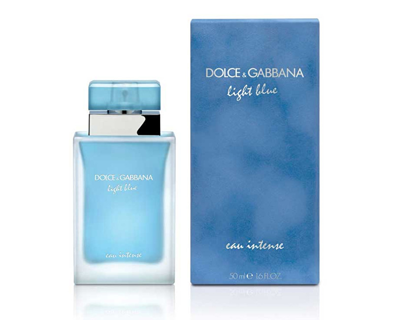Dolce&Gabbana Light Blue Eau Intense parfumovaná voda dámska 50 ml