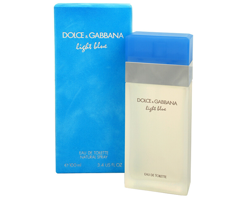 Dolce & Gabbana Light Blue For Woman toaletná voda 200 ml