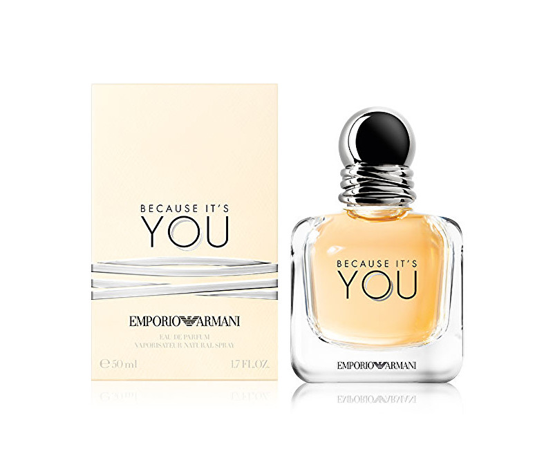 Armani Emporio Armani Because It's You - EDP 50 ml