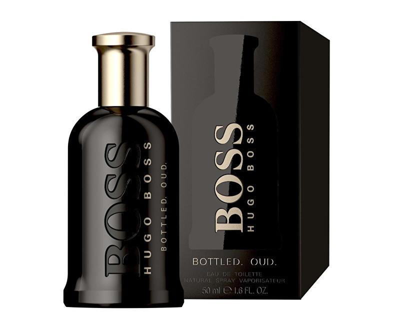 Hugo Boss Bottled Oud parfumovaná voda pánska 100 ml