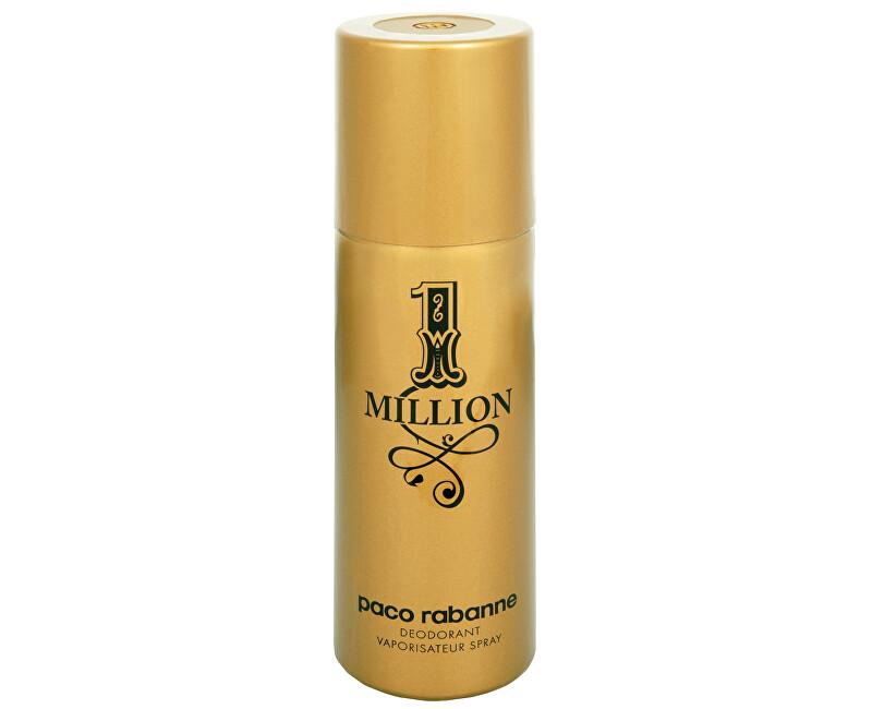 Paco Rabanne 1 Million - deodorant v spreji 150 ml