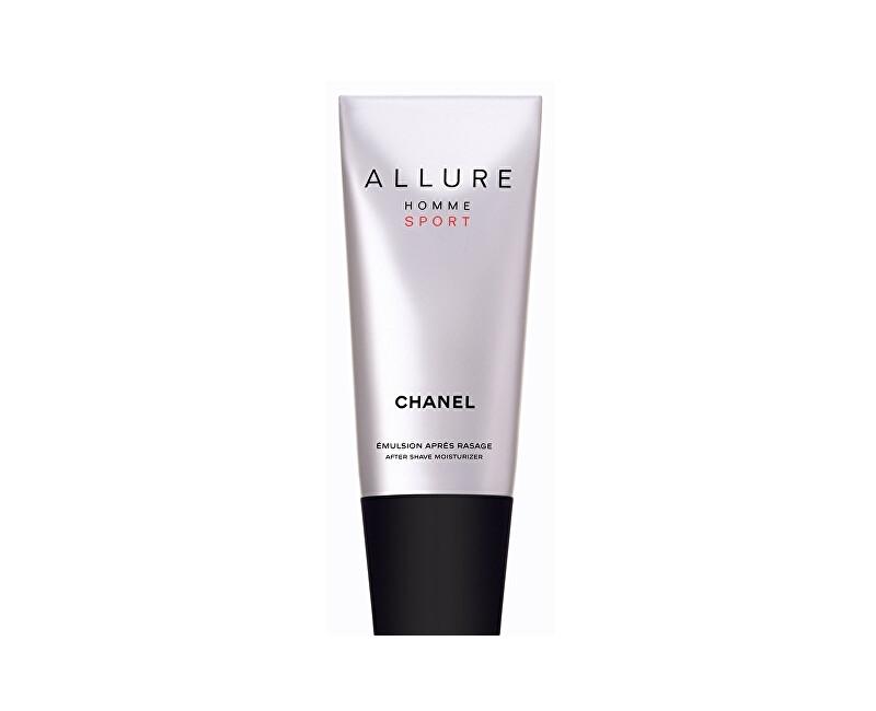 Chanel Allure Homme Sport - balzám po holení - SLEVA - pomačkaná krabička 100 ml