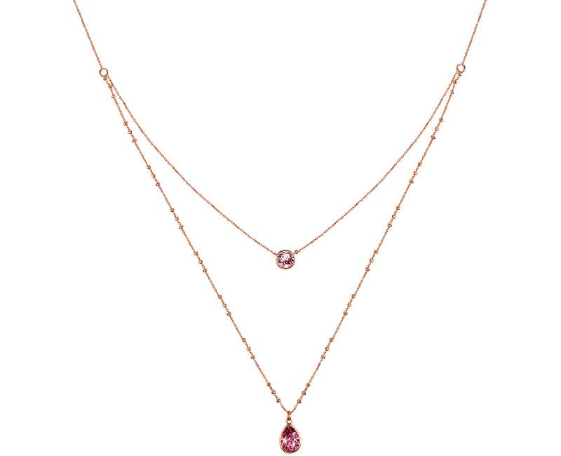 Brosway Dvojitý náhrdelník Affinity BFF07