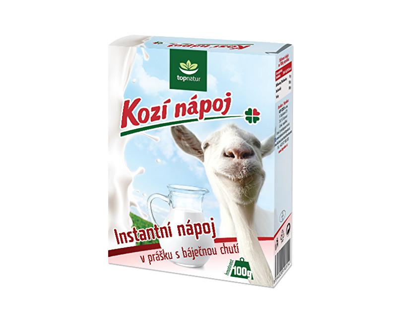 Topnatur Kozí mliečny nápoj 100 g