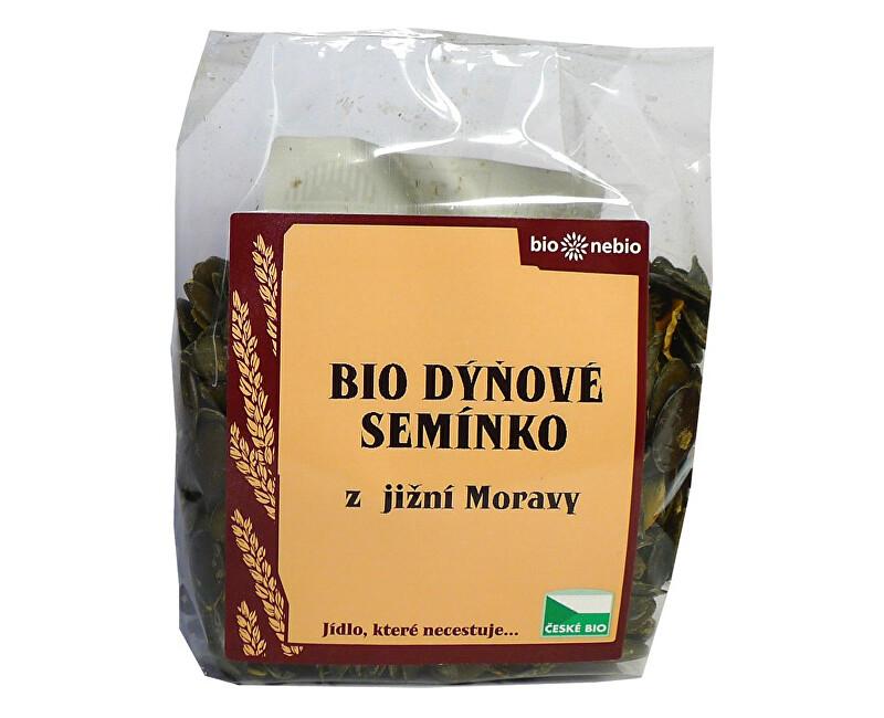Bio nebio s. r. o. Bio tekvicové semienko 200g