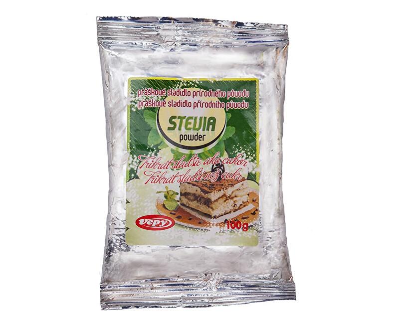 Stevia sladidlo v prášku 100g