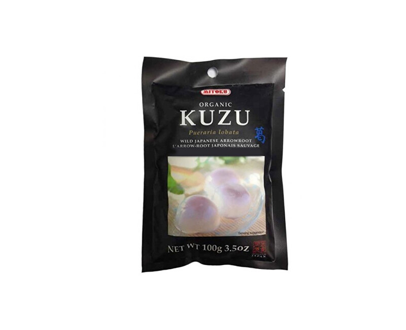 Sunfood Bio kuzu koreňový škrob 50 g