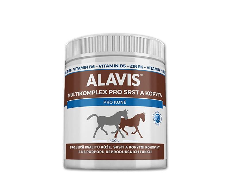 Alavis ALAVIS Biotín pre kone 400 g