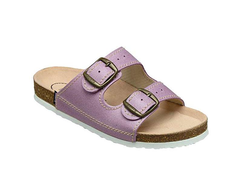 SANTÉ Zdravotná obuv dámska D / 21/76 / BP fialová vel. 35