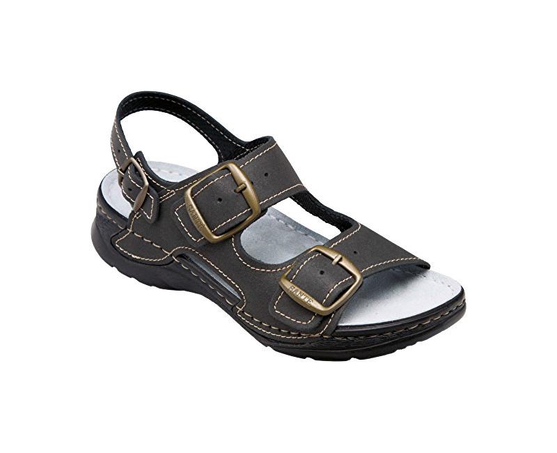 SANTÉ Zdravotná obuv dámska D / 5/60 / CP čierna vel. 41