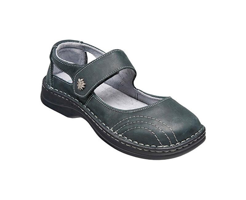 f4325fa404 SANTÉ Zdravotná obuv dámska N   224 8 60 čierna vel. 37