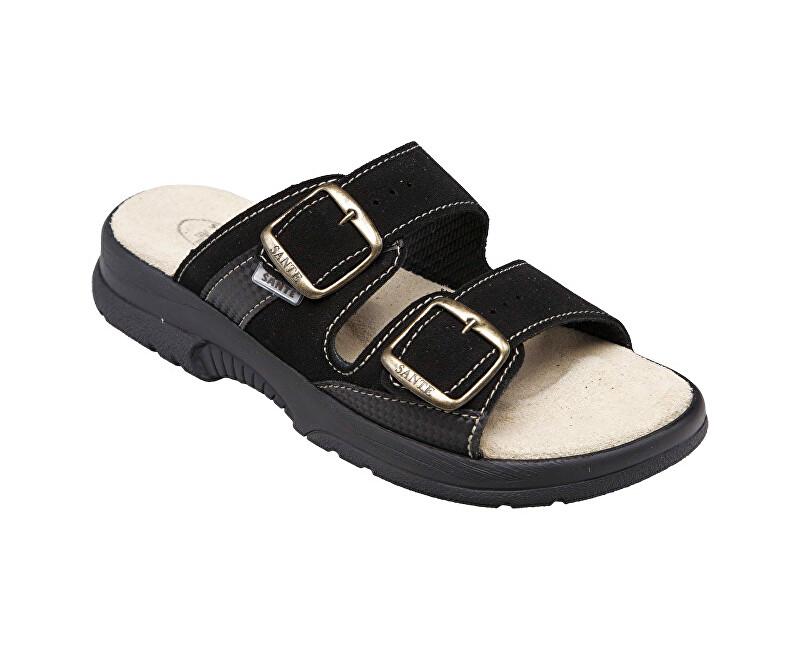 SANTÉ Zdravotná obuv dámska N / 517/33/68 / CP čierna vel. 39