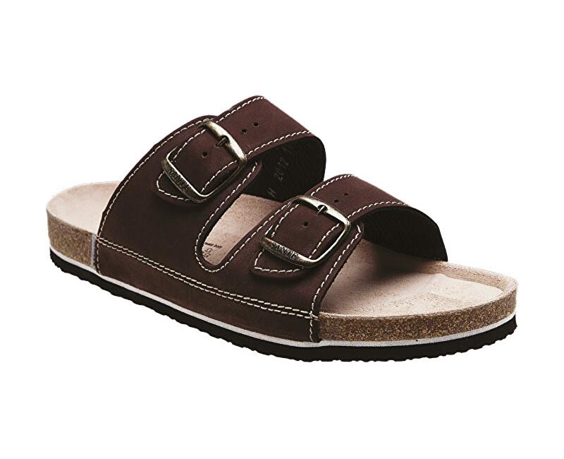 SANTÉ Zdravotná obuv pánska N / 26/52 / H / CP hnedá vel. 46