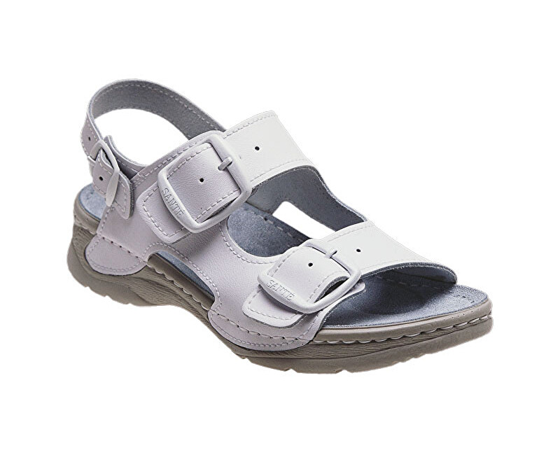SANTÉ Zdravotná obuv dámska D / 5/10 biela vel. 42