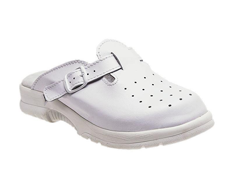 SANTÉ Zdravotná obuv dámska N / 517/37/10 biela vel. 38