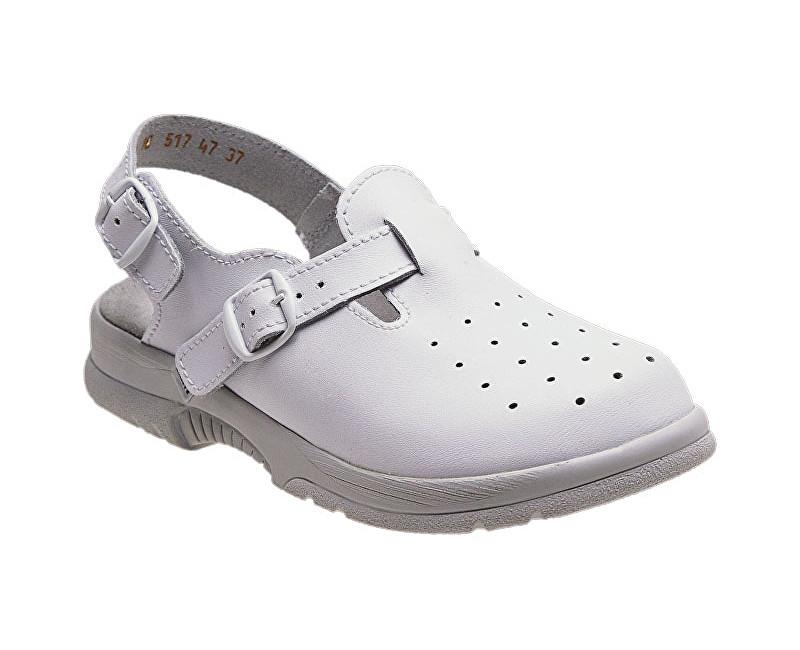 SANTÉ Zdravotná obuv pánska N / 517/48/10 biela vel. 42