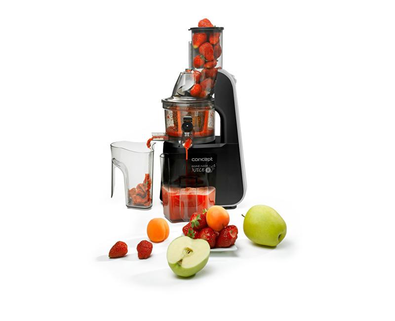 Concept Lis na ovocie a zeleninu Home Made Juice - LO-7067 čierny