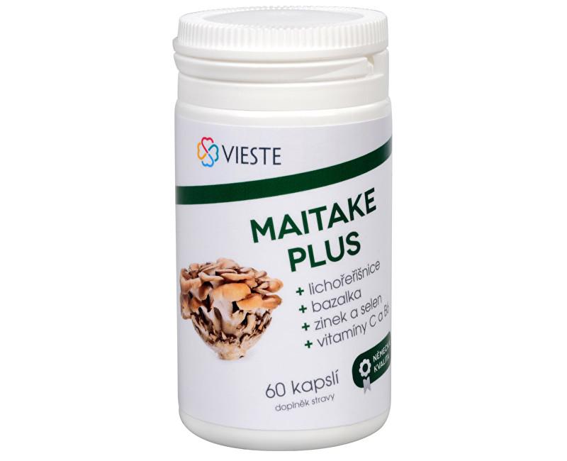 Maitake plus 60 kapslí