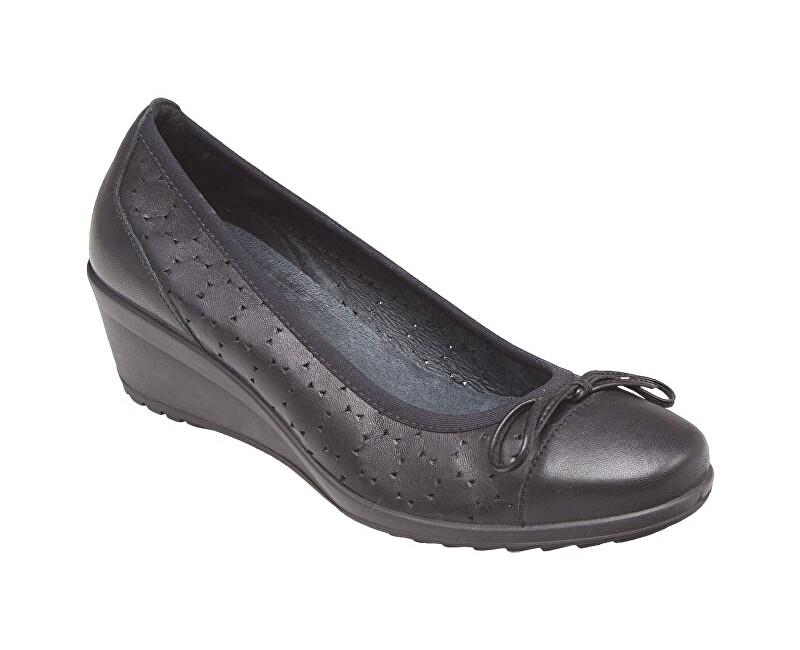 SANTÉ Zdravotná obuv dámska IC / 71900 nero vel. 42