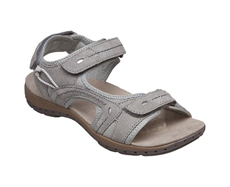 SANTÉ Zdravotná obuv dámska MDA / 157-7 aluminium vel. 36