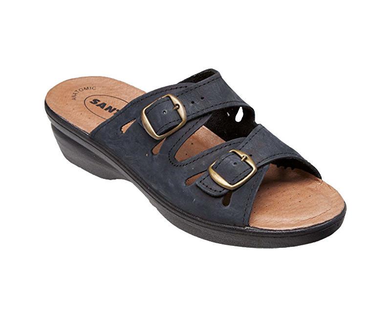 SANTÉ Zdravotná obuv dámska PO / 5146 čierna vel. 36