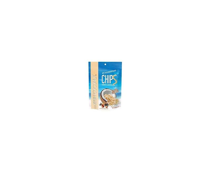 KOH COCONUT Kokosové chipsy vanilka karamel 40g