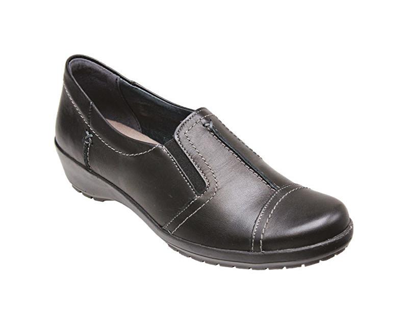 SANTÉ Zdravotná obuv dámska SK / 7113 Black vel. 42