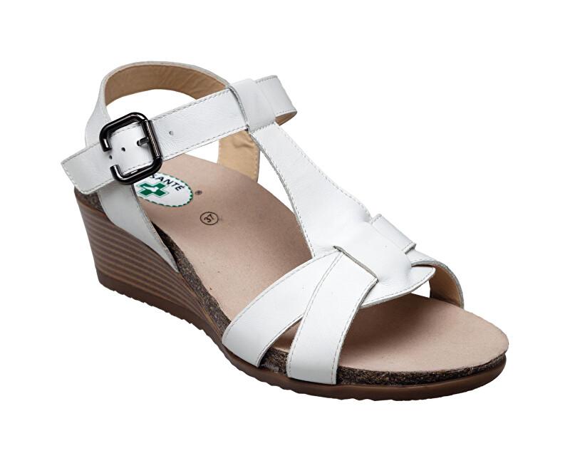 ec7d572ebd4a SANTÉ Zdravotná obuv dámska EKS   152-31 White vel. 42