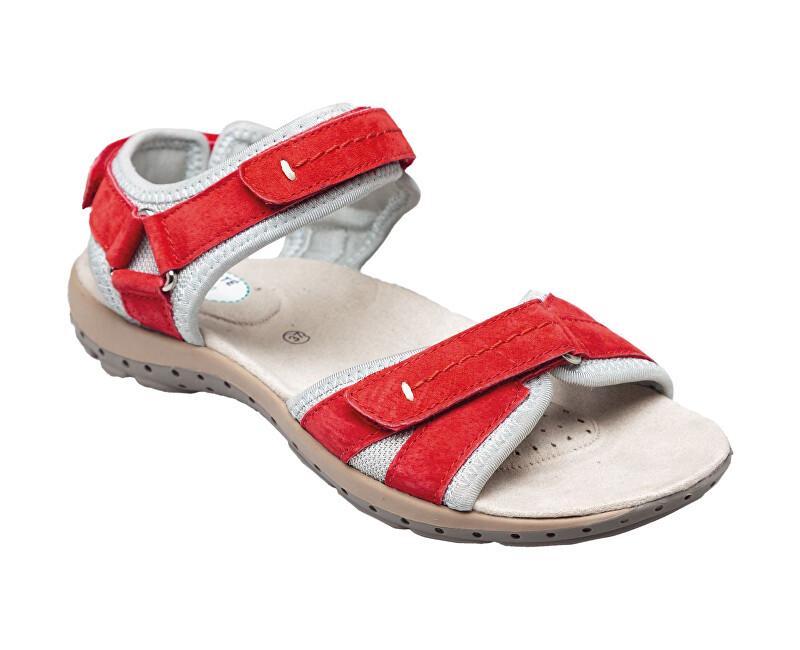 SANTÉ Zdravotná obuv dámska MDA / 157-32 Red vel. 39