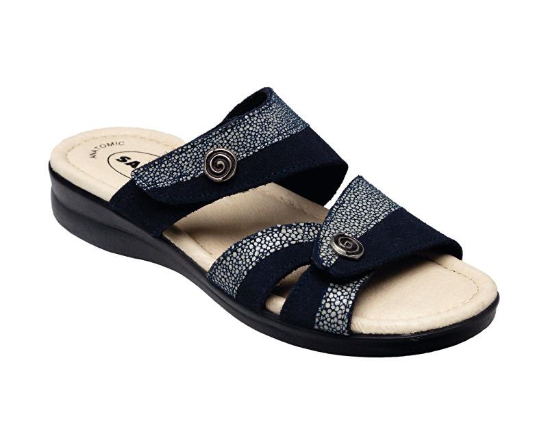 8467add75575 SANTÉ Zdravotná obuv dámska PO   8017.58 Blu vel. 37