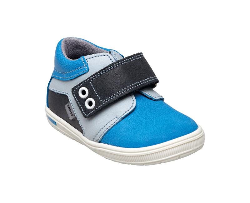 008ececf25c SANTÉ Zdravotní obuv dětská N 661 501 085 016 069 světle