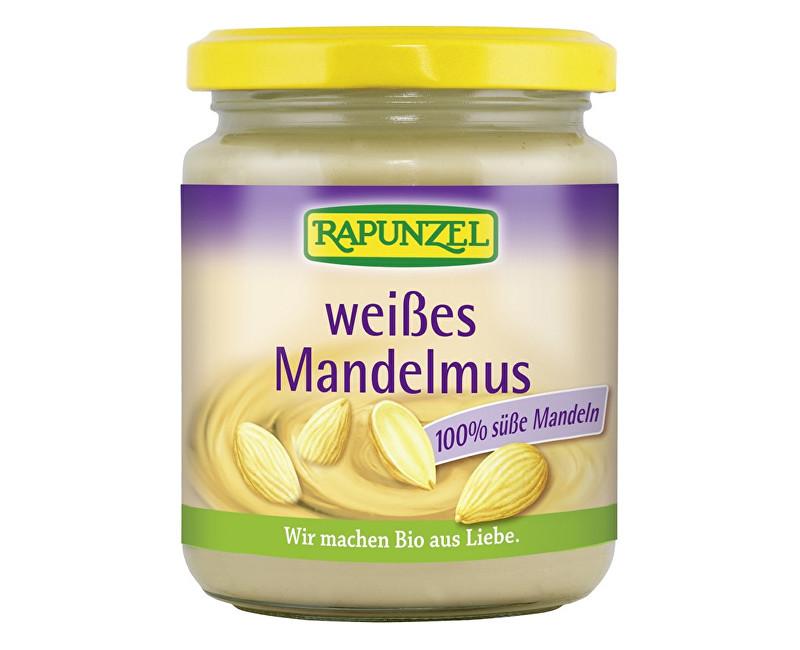 Rapunzel Bio 100% -ný pasta z nepražených mandlí 250 g - ZĽAVA - poškodená etiketa