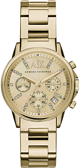Armani Exchange Banks AX4327