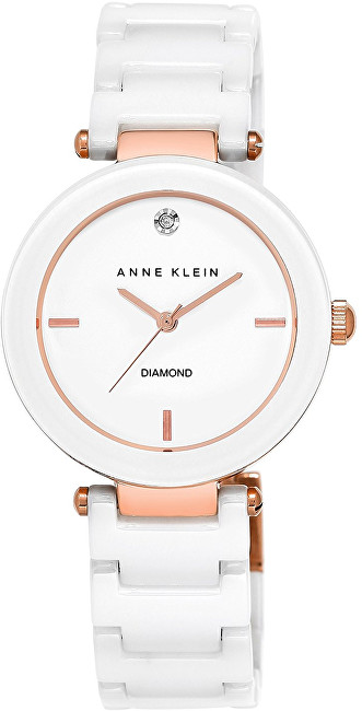 Anne Klein Diamond AK N1018RGWT