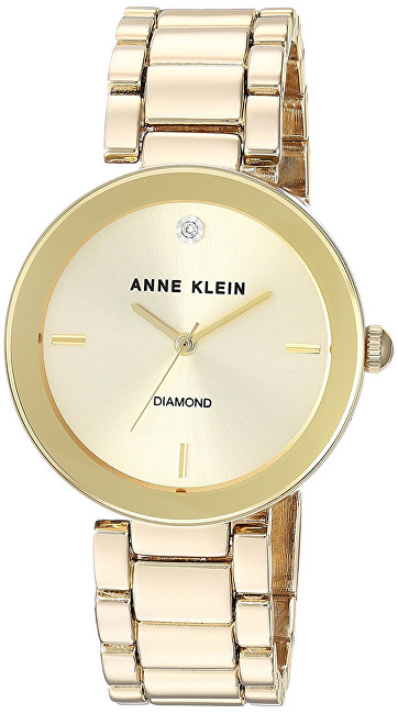 Anne Klein Diamond AK N1362CHGB