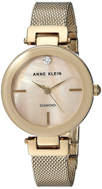 Anne Klein Diamond AK N2472TMGB