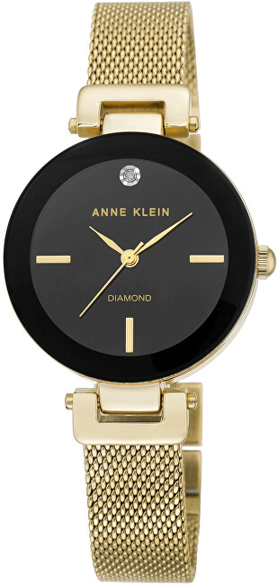 Anne Klein Diamond AK N2472BKGB
