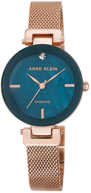 Anne Klein Diamond AK N2472NMRG
