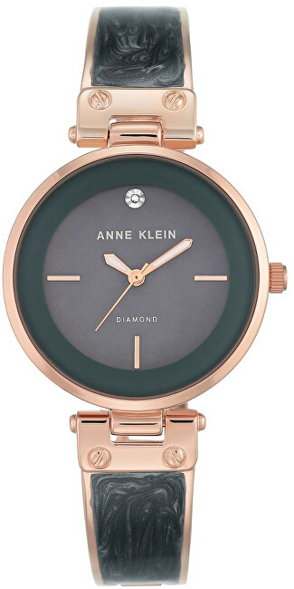Anne Klein Diamond AK N2512GYRG
